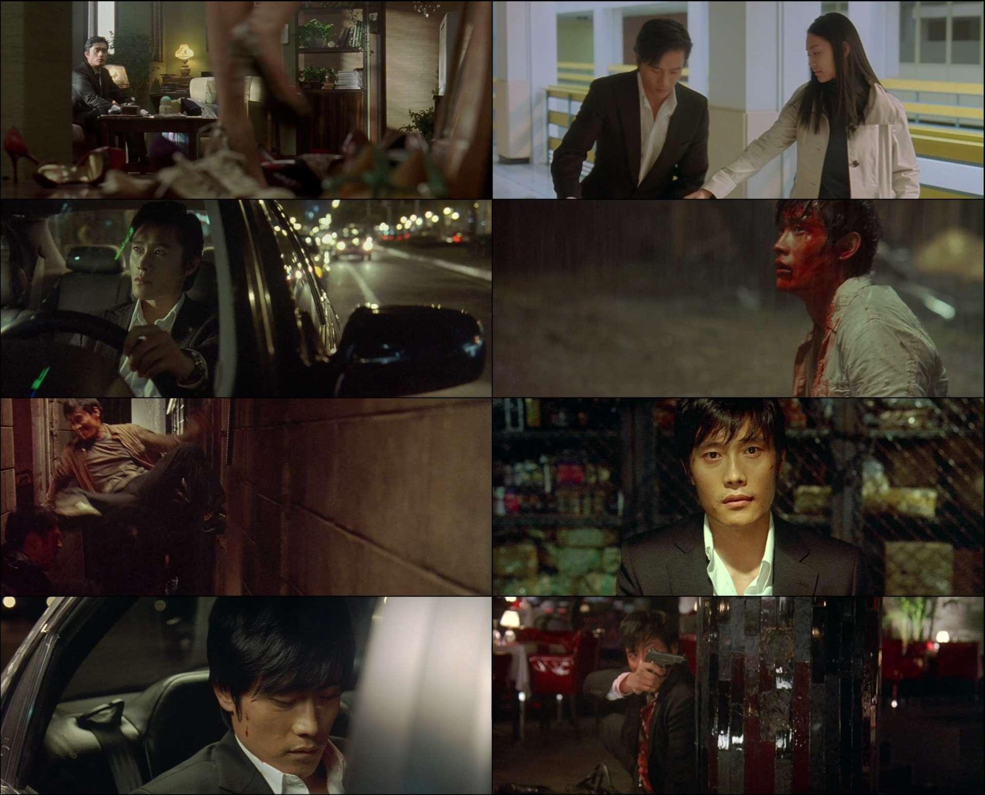 Acı Tatlı Hayat - A Bittersweet Life (2005) türkçe dublaj film indir