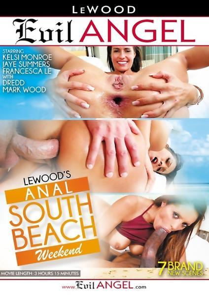 LeWood ������� �������� �������� | LeWood's Anal South Beach Weekend