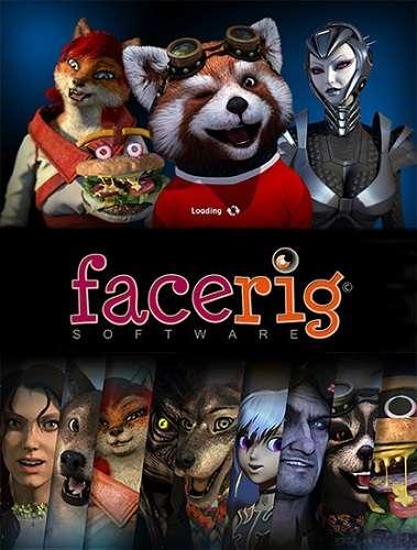 FaceRig Pro [v1.957 + DLC's] | PC
