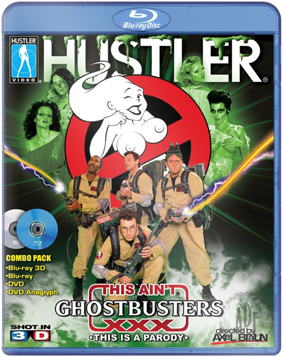 ��� �� �������� �� ������������ ��� (� ������� ���������) | This Ain't Ghostbusters XXX [1080p]