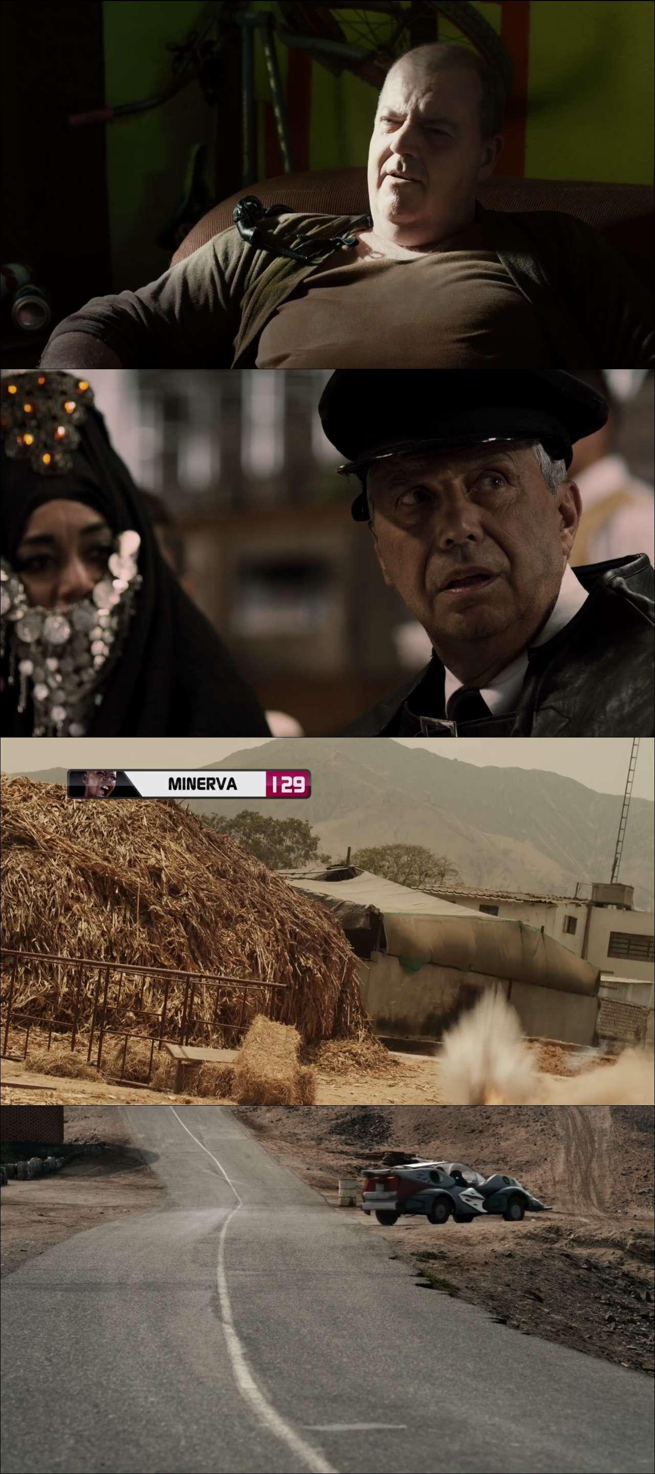 Death Race 2050 (2017) türkçe altyazılı film indir