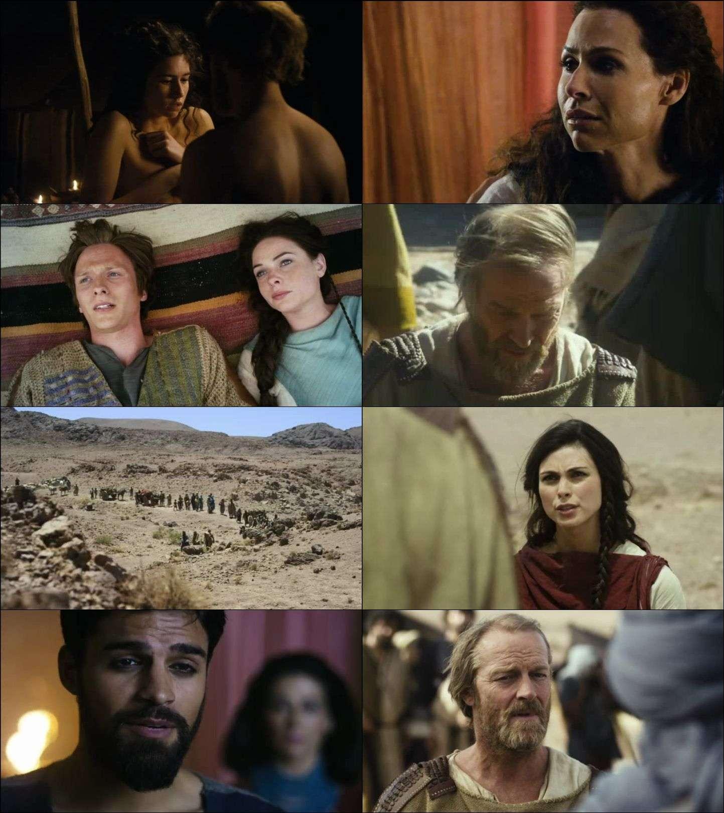 Kırmızı Çadır -  The Red Tent (2014) Yabancı Mini Dizi Tüm Bölümler türkçe dublaj indir