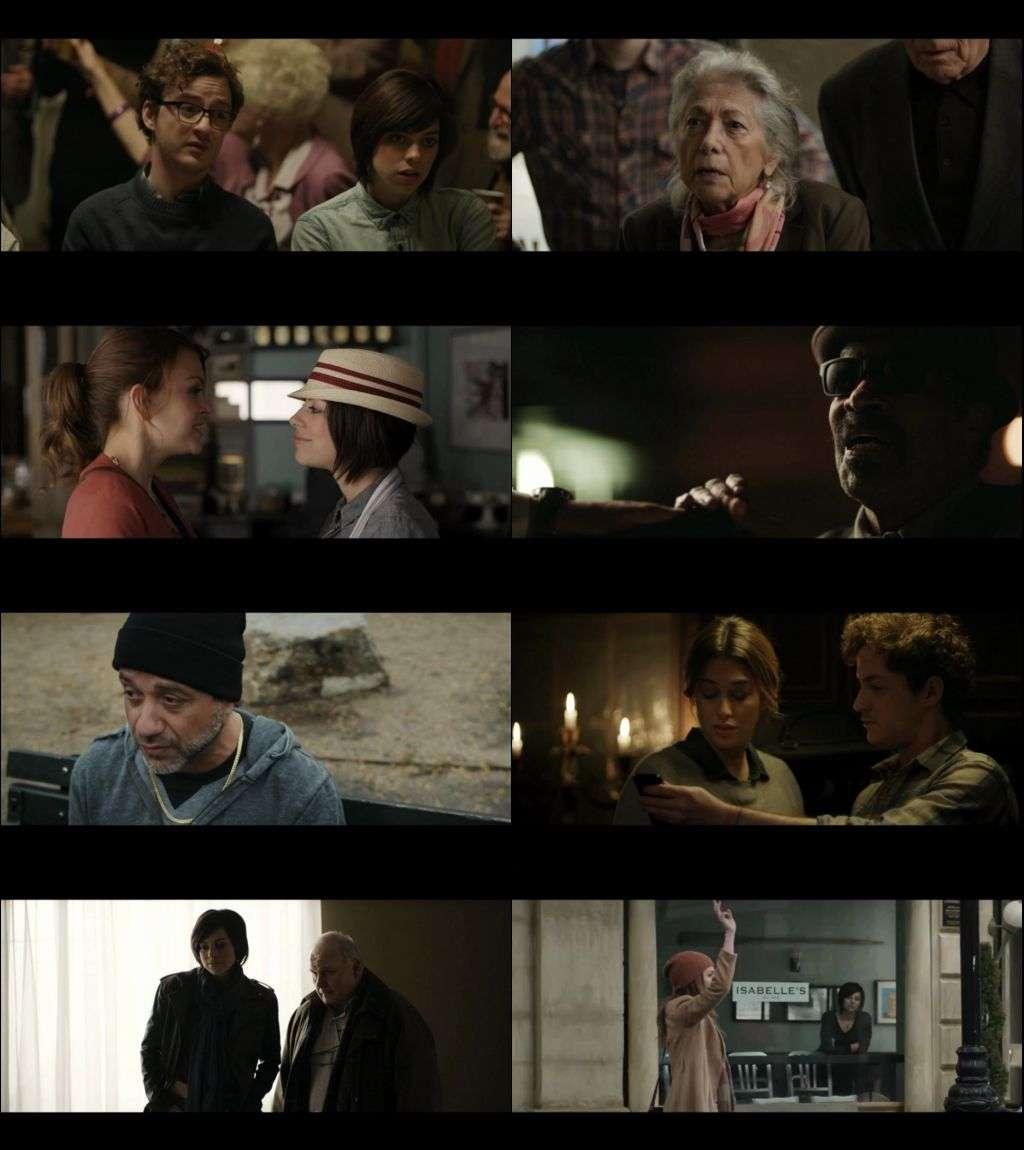 Bir Dilim Aşk - My Bakery in Brooklyn (2016) türkçe dublaj film indir