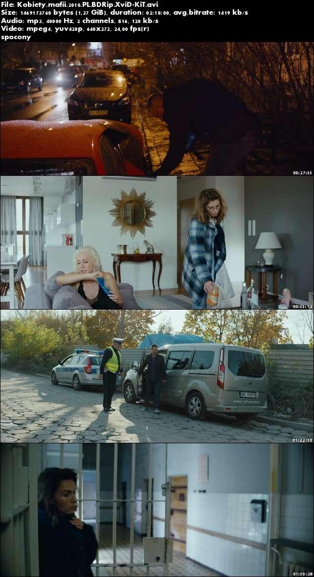 Kobiety mafii (2018) PL.BDRip.XviD-KiT [Film Polski]