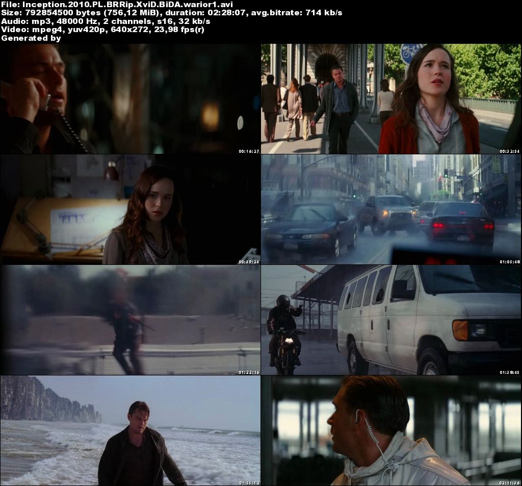 Inception 2017 brrip 5 1 720p x264 pluto