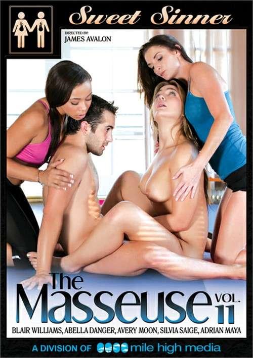 Массажистка 11 | The Masseuse 11