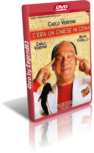 C'era un cinese in coma (2000) DVD5 Copia 1:1 iTA