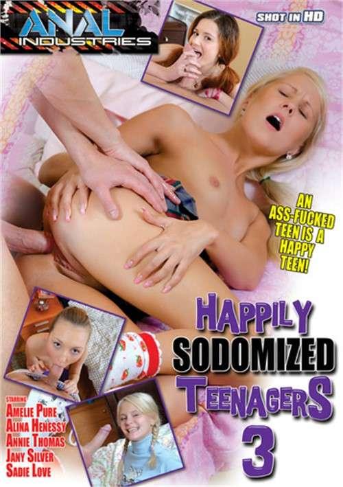 Happily Sodomized Teenagers 3 | Счастливо Изнасилованные Подростки 3