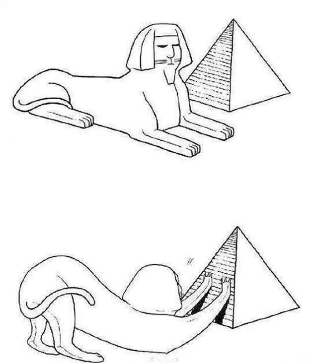 드디어 밝혀진 피라미드의 실제 용도