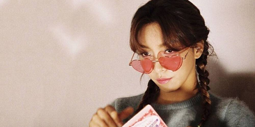 f(x)'s Luna works with 'C'est Tout' to help single mothers