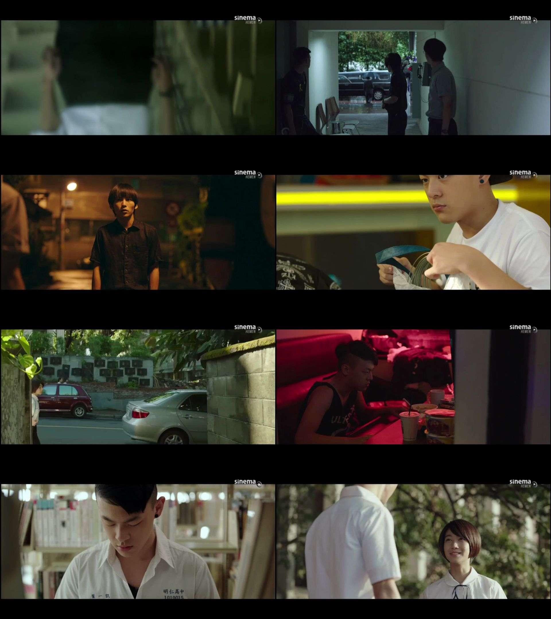 Suç Ortakları - Partners in Crime (2014) türkçe dublaj film indir