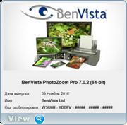 Benvista PhotoZoom Pro 7.0.2 Portable