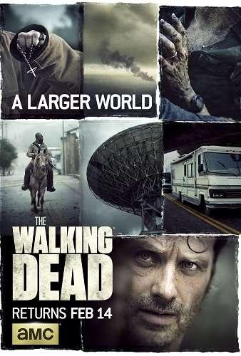 Ходячие мертвецы [6 сезон: 1-16 серии из 16 ] | HDTVRip | ColdFilm