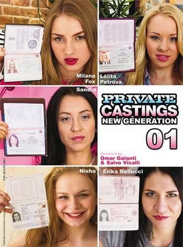 Частный кастинг. Новое поколение 01 / Private Castings. New Generation 01 (2013) DVDRip |