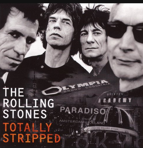 The Rolling Stones - Totally Stripped (Japanese Edition) (2016)