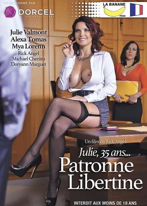 Покровительница | Julie, 35 ans... patronne libertine