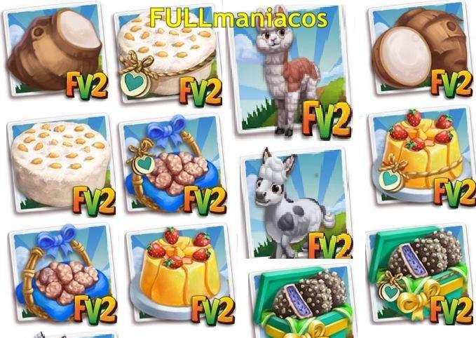 Fv2 Nuevos Items de Edicion Limitada 28-11