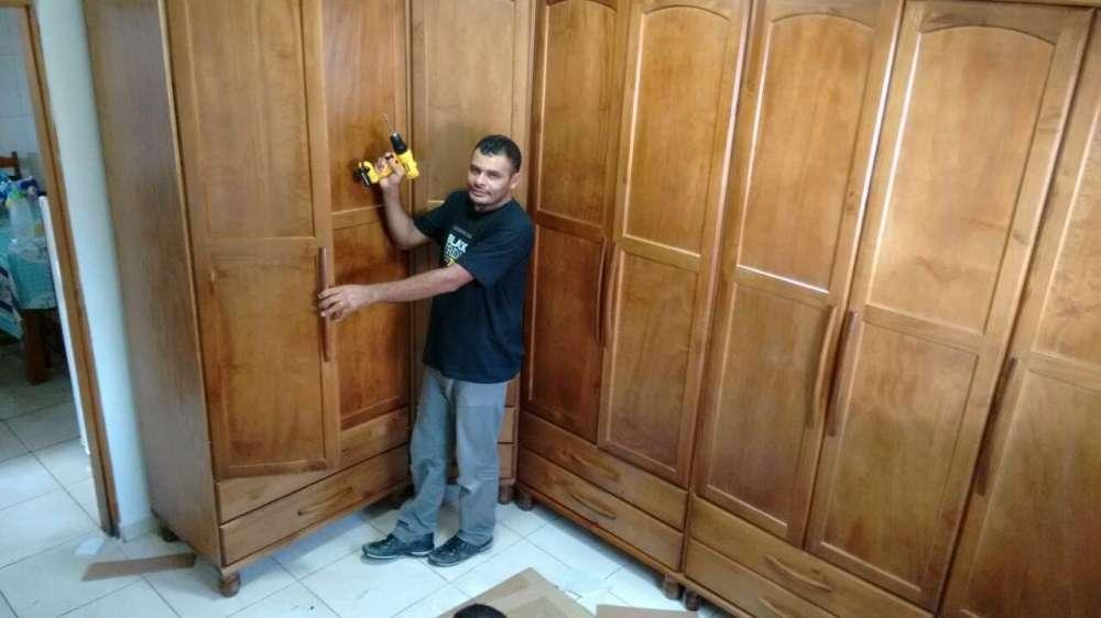 Montador de móveis - Zona Sul