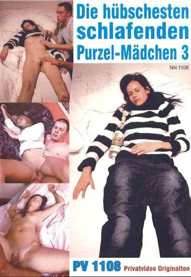 Симпатичным спящие девочки 3 | Die hubschesten schlafenden Purzel-Madchen 3