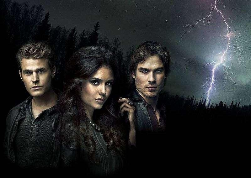 Nhật Ký Ma Cà Rồng (Phần 4), The Vampire Diaries Season 4 2012