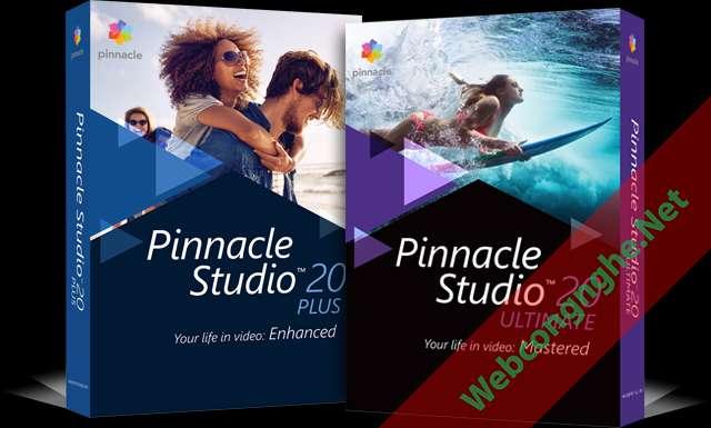Pinnacle Studio Ultimate Full Crack - Phần mềm chỉnh sửa biên tập video