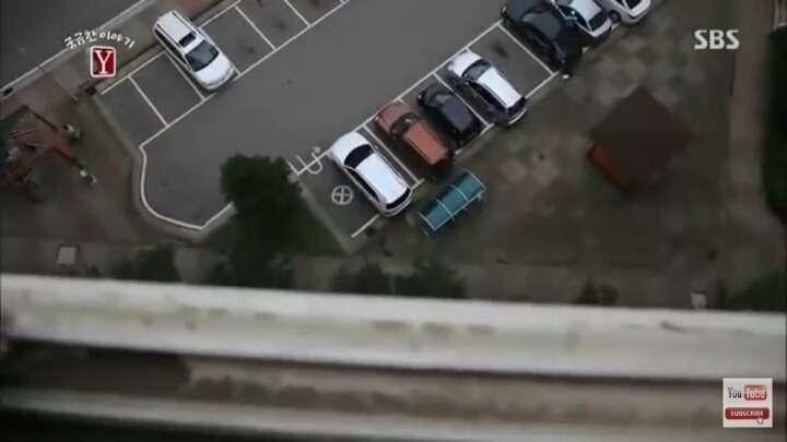 사이비에 빠져 9층에서 뛰어내린 학생(궁금한이야기Y)