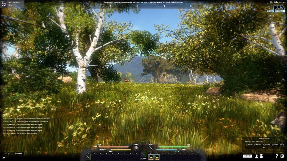 Novus Inceptio (v0.08.005) | PC | Steam Early Access