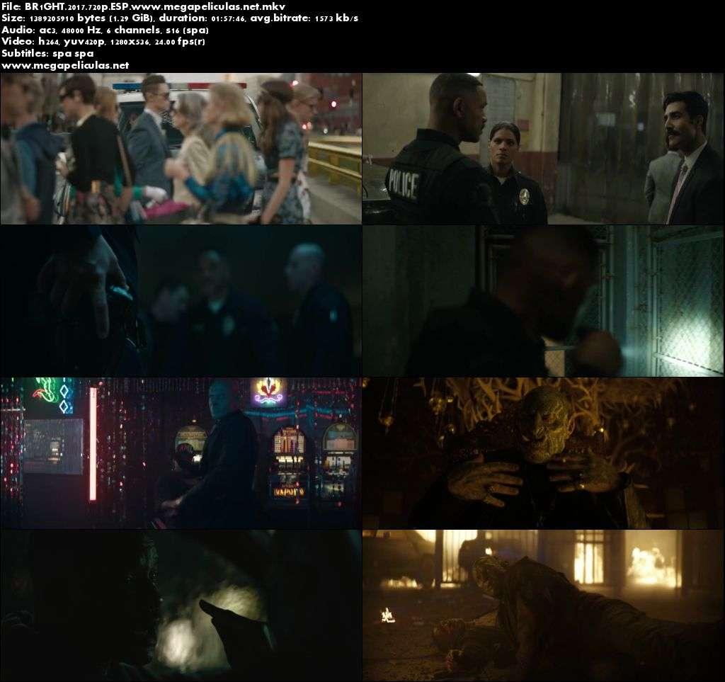 Capturas de Bright (2017) [BrRip 720p][Latino]