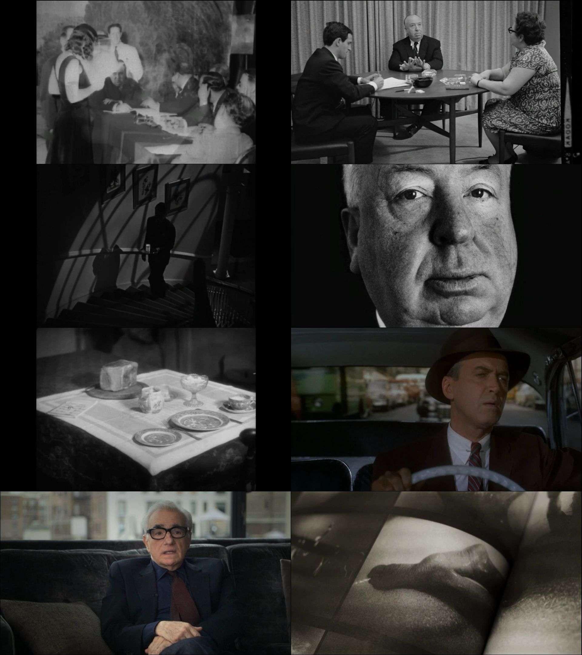 Hitchcock/Truffaut (2015) türkçe dublaj belgesel indir