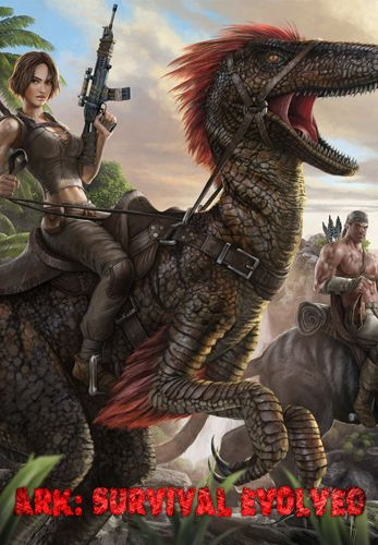 ARK: Survival Evolved [v.259.33 + 4 DLC] | PC | RePack by MAXAGENT