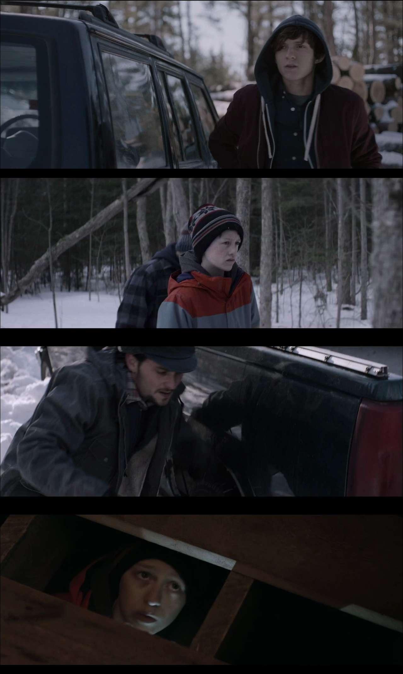 Kışın Ortasında -  Edge of Winter (2016) türkçe dublaj hd film indir