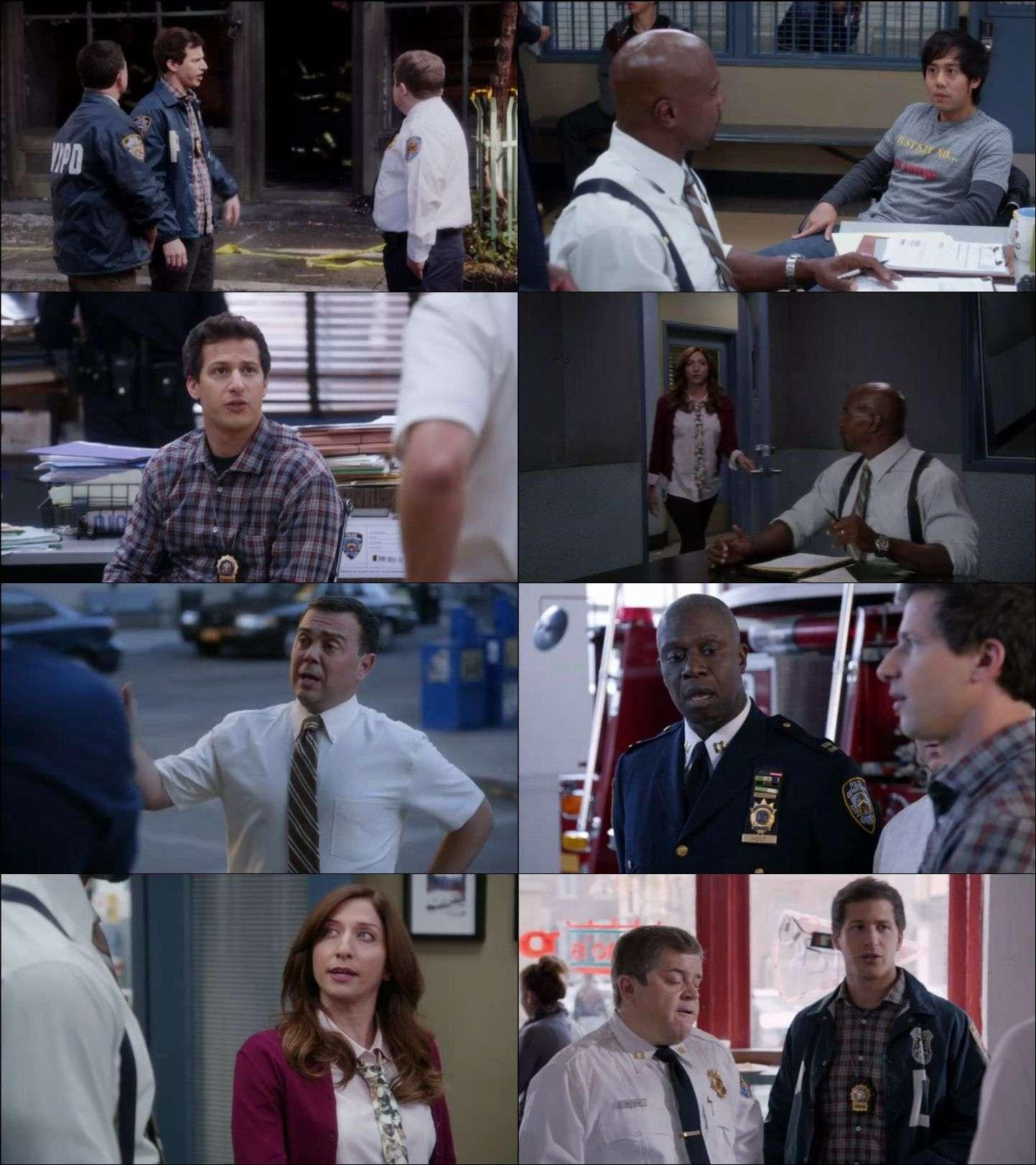 Brooklyn Nine-Nine (2013–) Yabancı Dizi 1. Sezon Tüm Bölümler türkçe dublaj indir