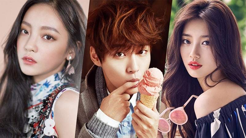 7 Celebrities Who Started Out As Models For Online Shopping Malls