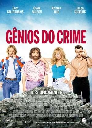 Gênios do Crime – Dublado