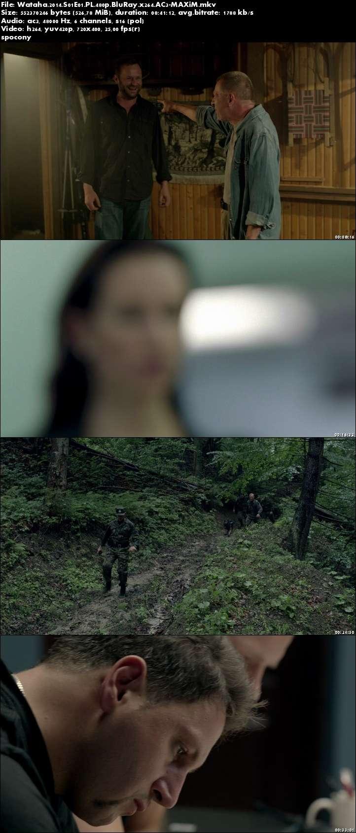 Wataha (2014) {Sezon 1} PL.480p.BluRay.x264.AC3-MAXiM [Serial PL]