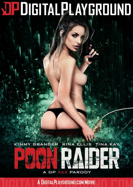 Томб Райдер XXX Пародия | Poon Raider: A DP XXX Parody