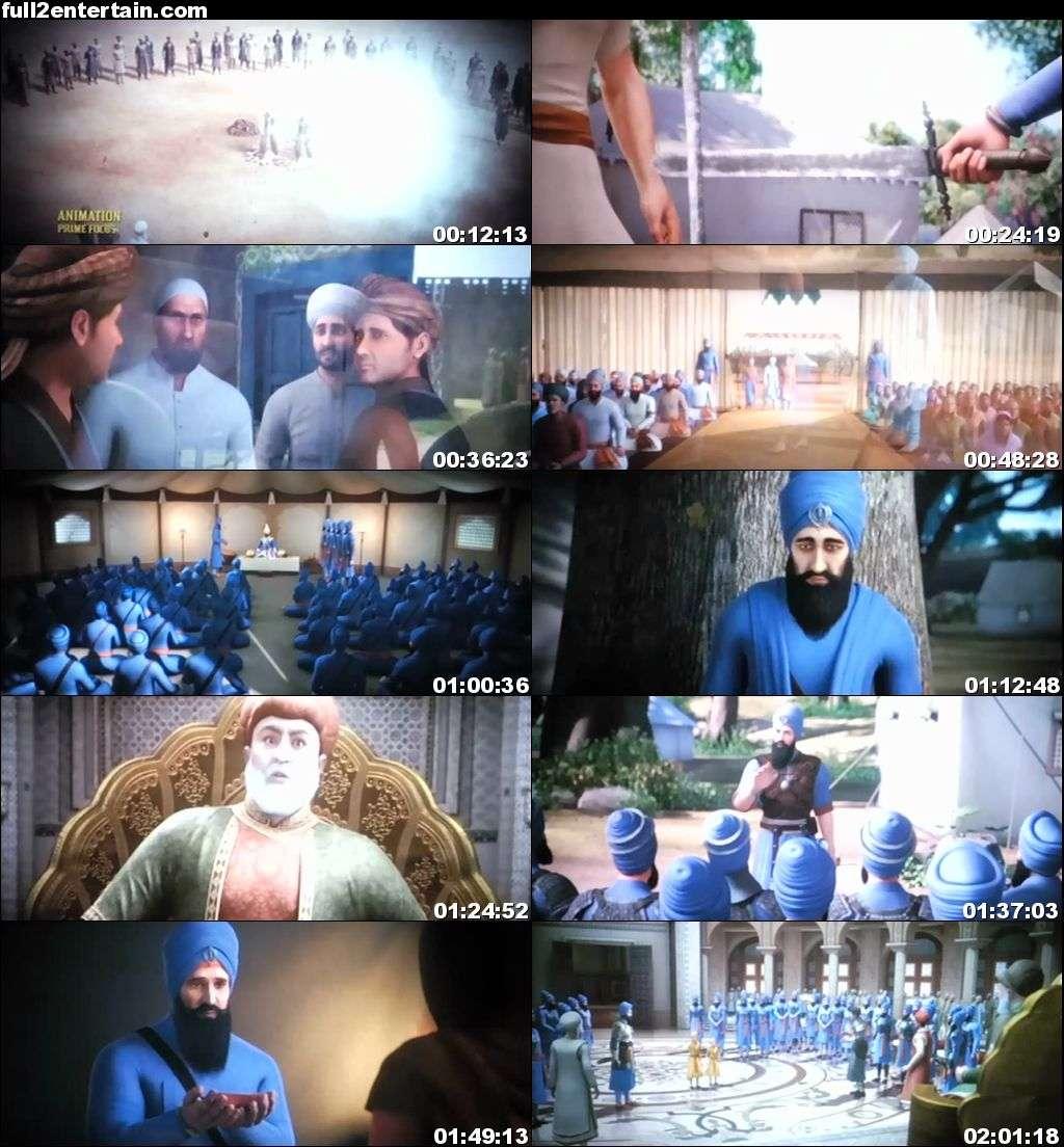 Chaar Sahibzaade Rise of Banda Singh Bahadur Full Movie Free Download HD