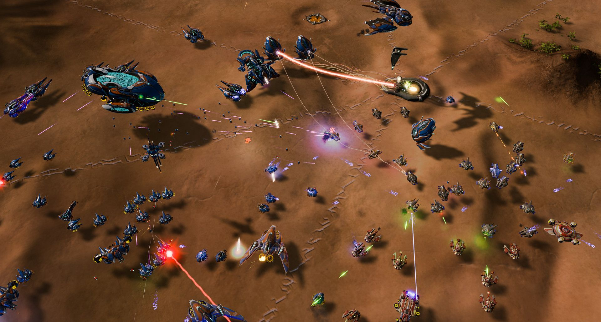 Ashes of the Singularity: Escalation + DLC [v.2.20.26289] | PC | Лицензия