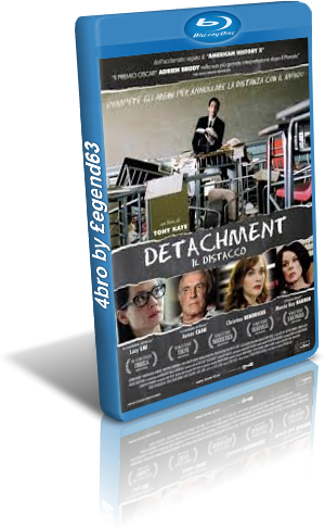 Detachment - Il distacco (2011) FullHD 1080p Untouched DTS-HD AC3 iTA ENG SUBS