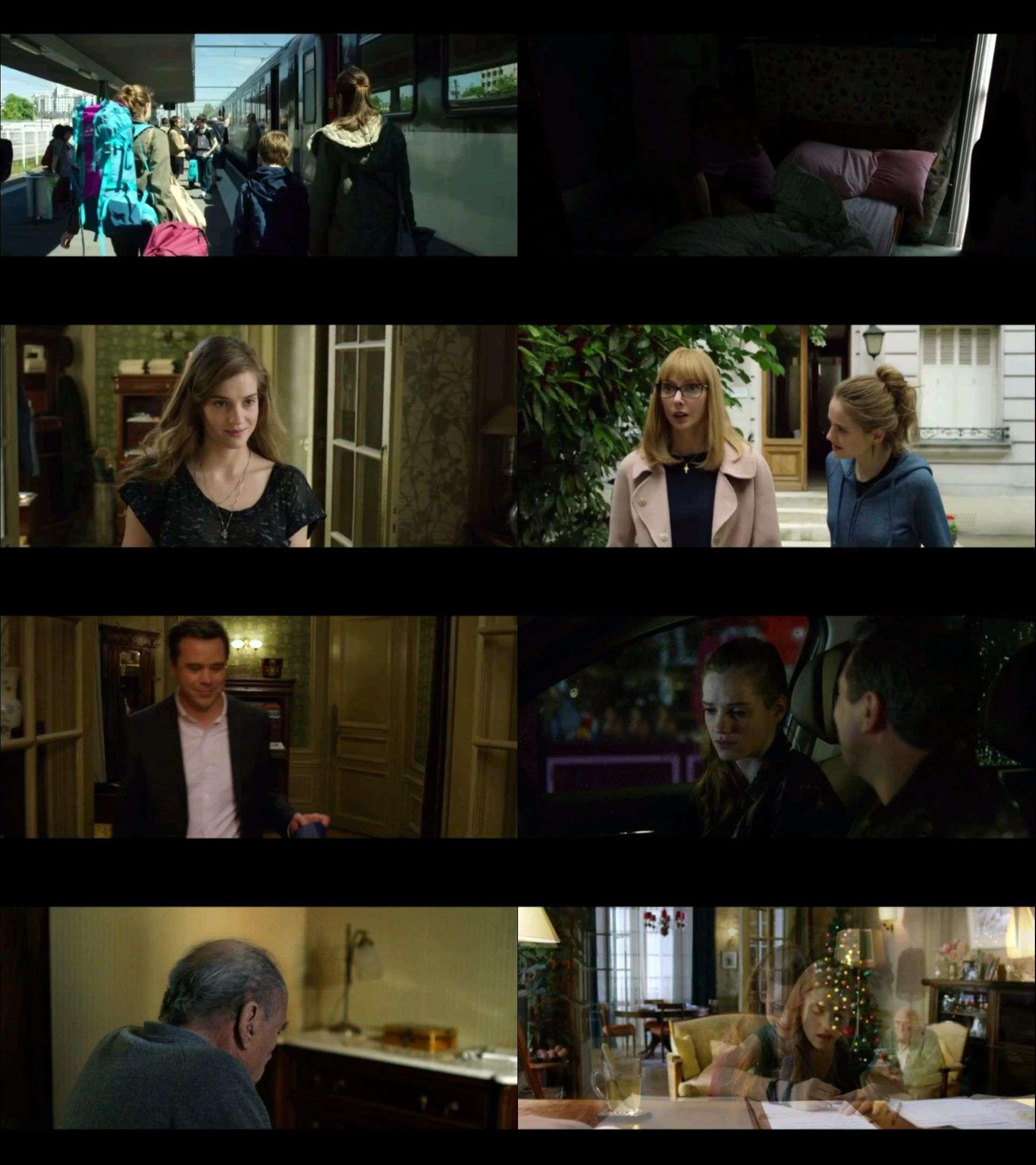 Kiracının Böylesi - The Student and Mister Henri (2015) türkçe dublaj film indir