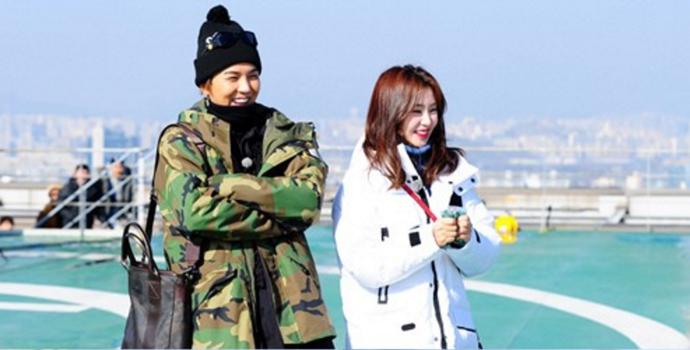 """Flower Crew"" Releases Stills For WINNER's Song Mino And FIESTAR's Cao Lu's Appearance"