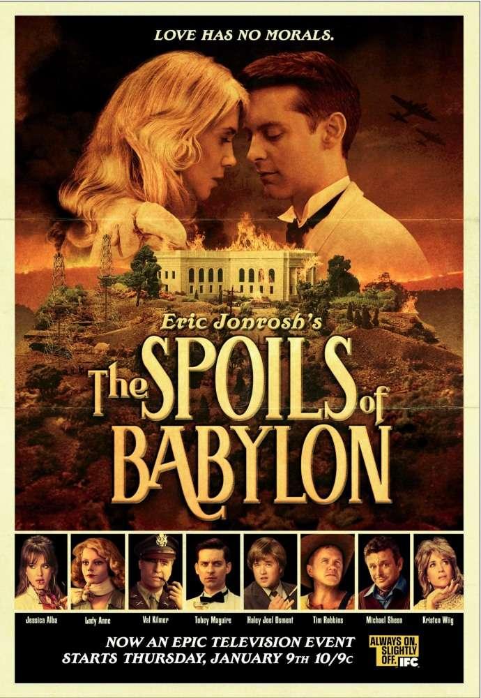 Трофеи Вавилона [01 сезон: 01-06 серии из 06] | WEB-DLRip | L2