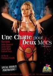 Одна кошечка на двоих мужчин | Une Chatte Pour Deux Mecs