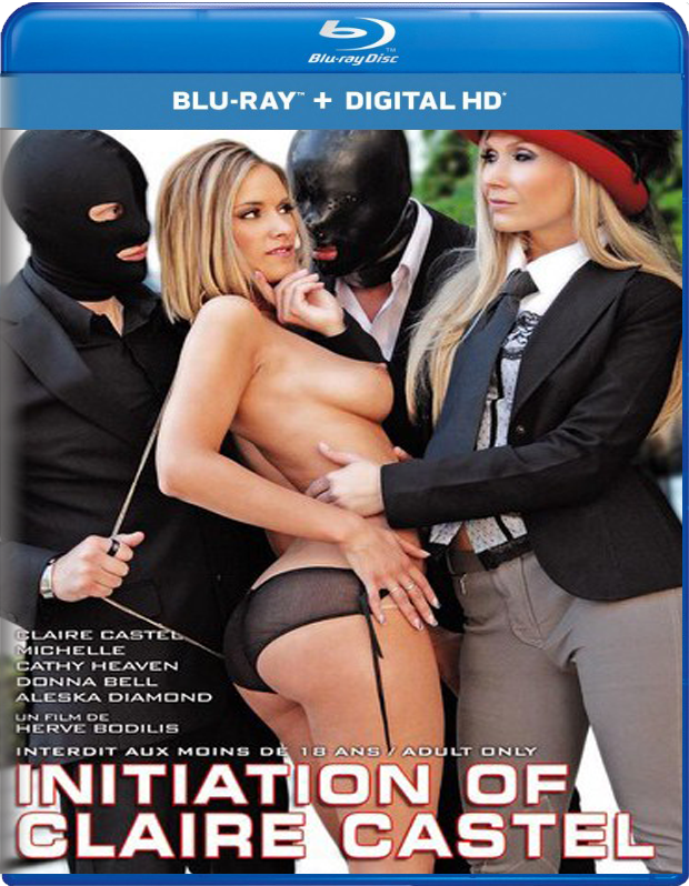 Посвящение Claire Castel | Initiation of Claire Castel