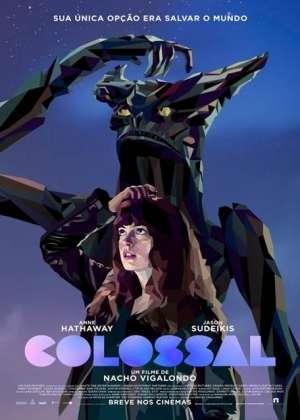 Colossal – Dublado