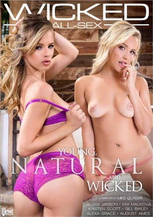 Молодая, Естественная и Отвязанная | Young, Natural And Wicked