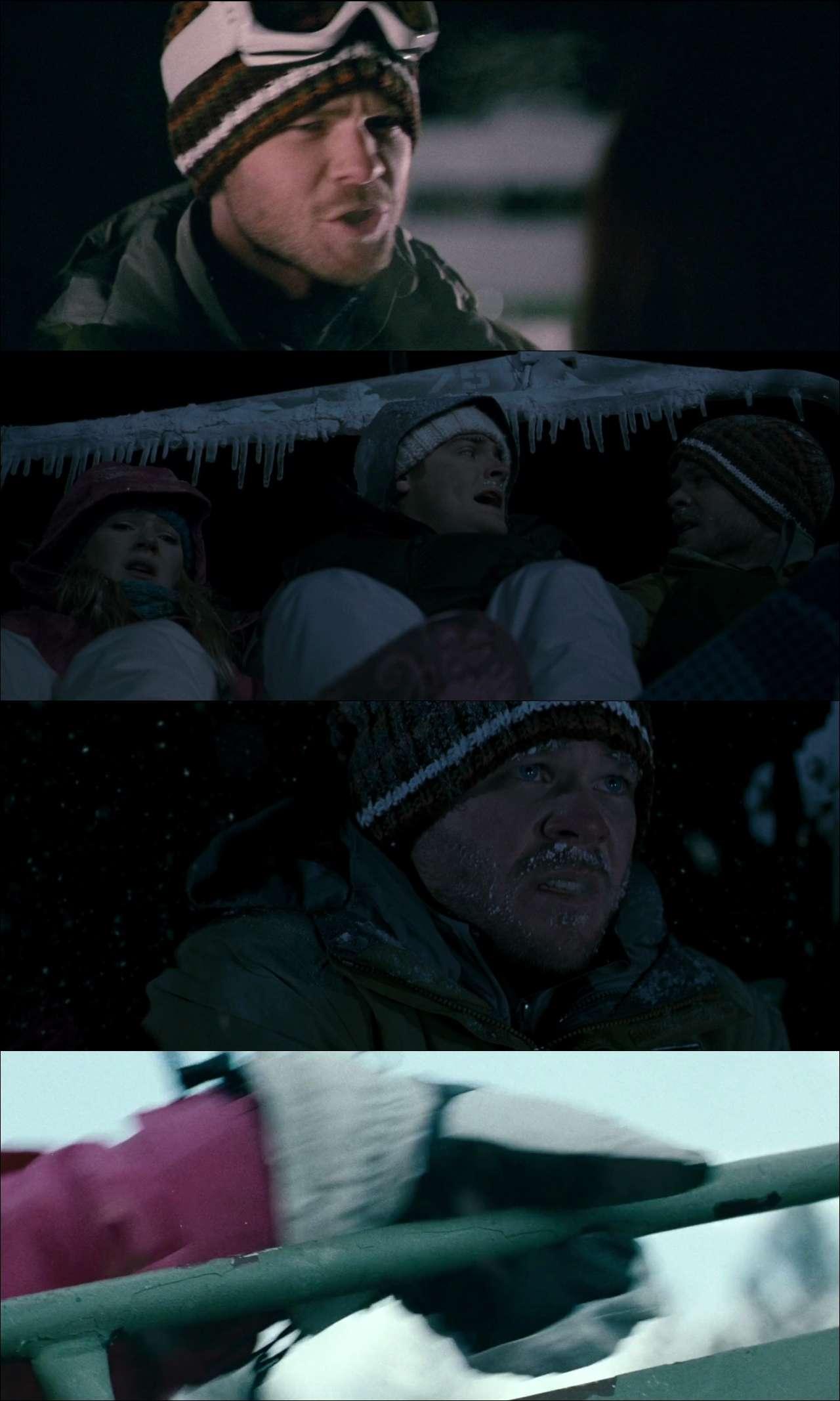 Donmuş - Frozen (2010) türkçe dublaj film indir