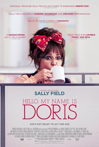 Здравствуйте, меня зовут Дорис | HDRip | iTunes