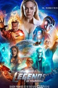 download series DC's Legends of Tomorrow S03E09 Beebo the God of War