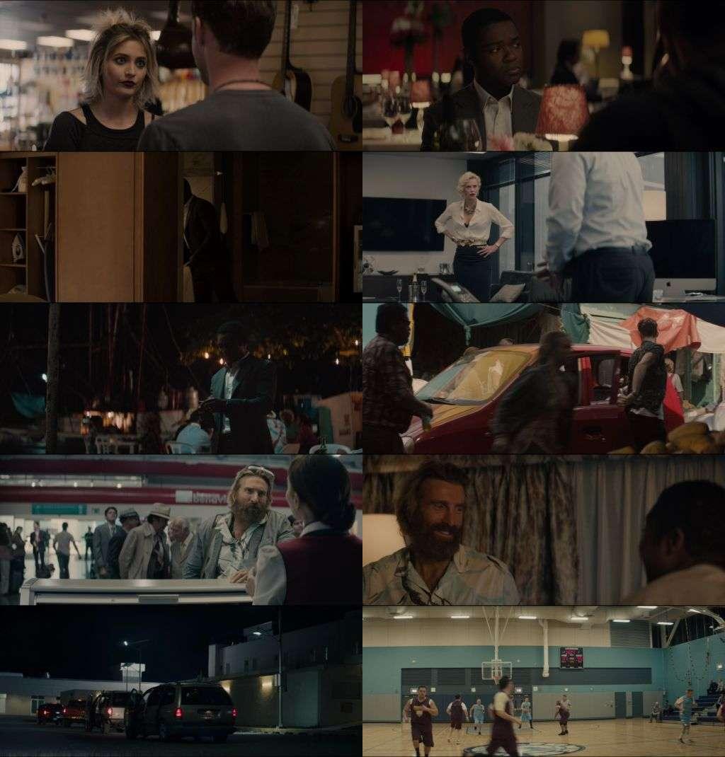 Gringo (2018) 1080p BluRay x264-DRONES